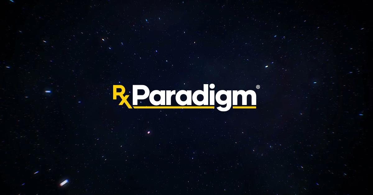 RxParadigm Launch